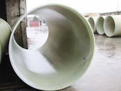 供应内壁光滑玻璃钢防腐管道图片