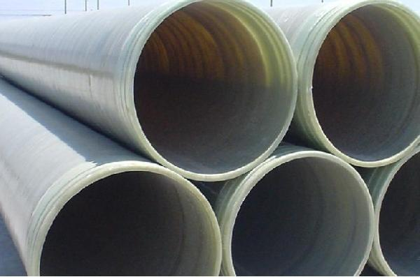 供应玻璃钢防腐高压管道图片