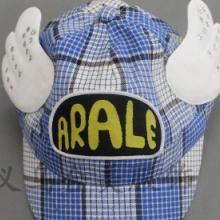 2013夏季韩版童帽 夏款儿童帽子批发 遮阳网帽定做 义乌合美服饰