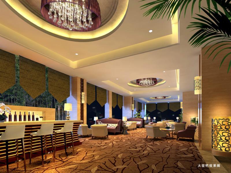 湖南怀化市五星级酒店客房装修成本图片   广美装饰公司   高清图片