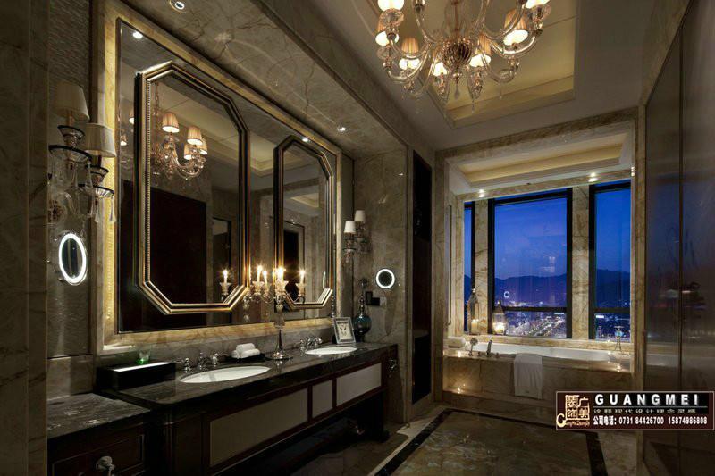 供应湖南郴州市五星级酒店客房装修成本图片 高清图片