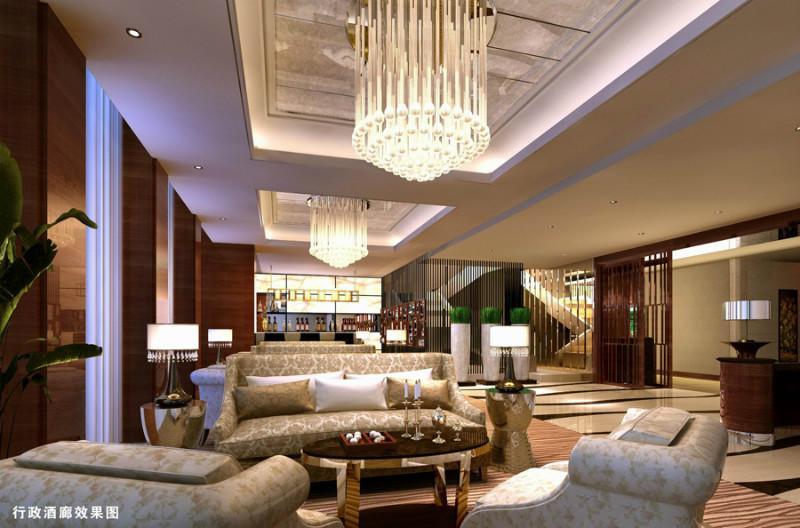 客房装修成本样板图 湖南怀化最好客房装修成本 广美装饰公高清图片