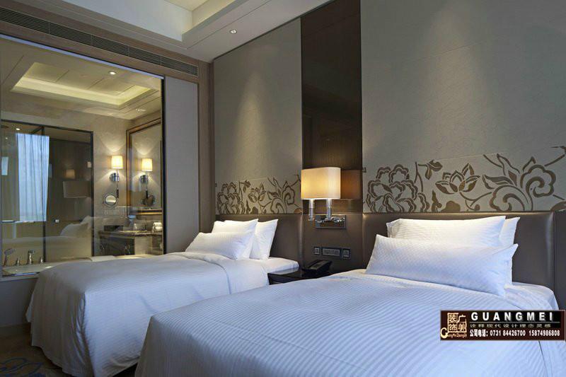 湖南衡阳市五星级酒店客房装修成本 湖南衡阳 高清图片
