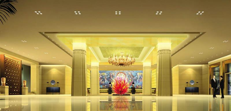 湖南怀化市五星级酒店客房装修成本样板 高清图片