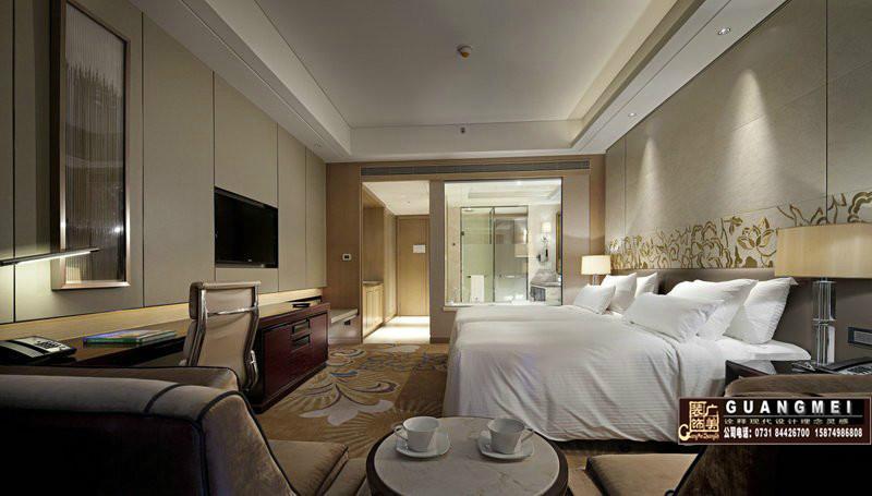 湖南永州市五星级酒店客房装修成本 湖南永州 高清图片