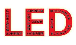 中国LED显示屏市场分析及发展趋势图片