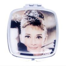 供应化妆镜 创意礼品 时尚礼品 便携化妆镜 福利礼品