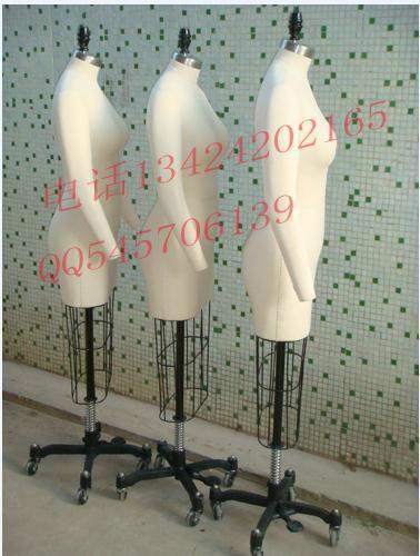 供应宁波订做服装模特板房制衣模特厂