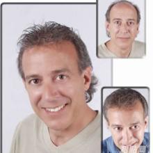 赣州生产假发 真人发假发 假发直销店 订做假发