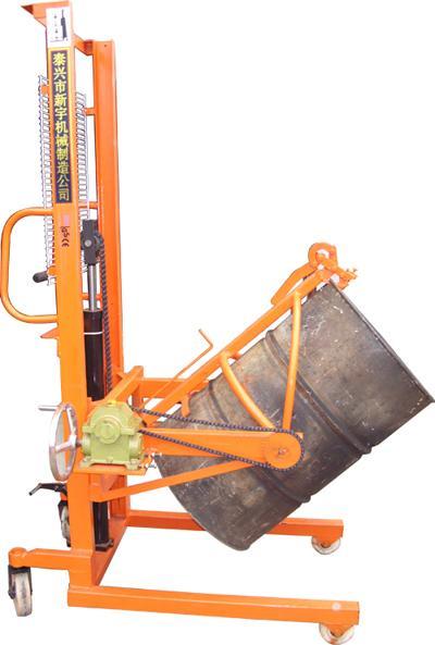 供应油桶搬运车/搬运设备/油桶搬运设备