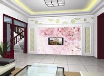 供应合肥墙纸壁画生产供应