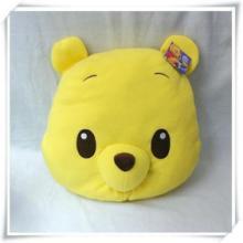 供应维尼熊绒毛抱枕/迪士尼系列产品之维尼熊毛绒抱枕/枕头