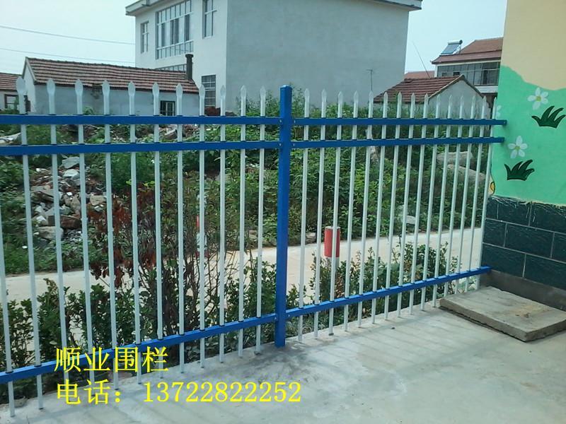 供应幼儿园围栏,学校防护栏,铁艺围墙栏杆,社区护栏