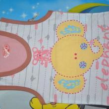 供应正品纯棉婴儿装宝宝背心内衣卡通童装