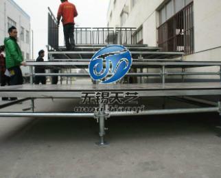 钢铁架子结构图