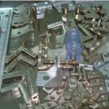 龙华铝型材连接件:口哨、1530直角,铝角、斜边直角、菱形螺母、门吸