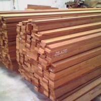 绿泽碳化木外墙挂板地板园林资材