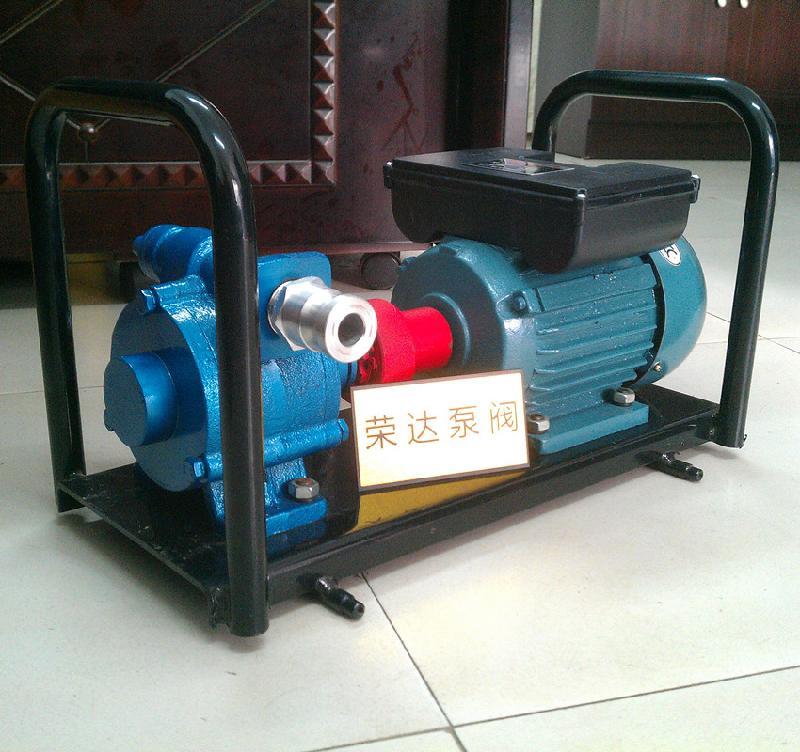 滑板图片 滑板样板图 KYB滑板泵 永嘉荣达泵阀有限公司.