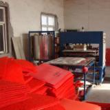 供应塑料喷丝地垫生产设备喷丝地毯