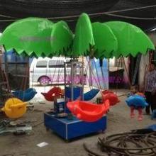 郑州塑料飞鱼/飞鱼制造商/充气电瓶车图片