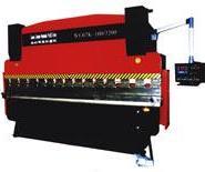 西藏4米剪板机折弯机冲床卷板价格图片