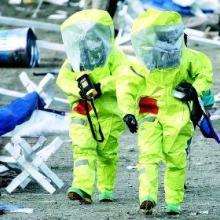 危险品运输防护服 处理危险品泄漏救援服