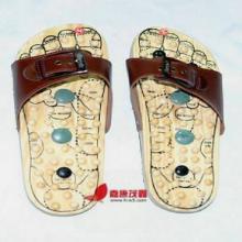 供应玉石足疗鞋,玉石拖鞋,功能鞋厂家,磁疗保健鞋