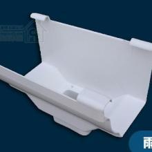 供应成品檐沟,  方形雨水管,PVC落水系统, PVC雨水斗批发