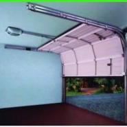 甘肃遥控车库门安装,五金配件,就在兰州雁滩家具市场北50米创金泽门业