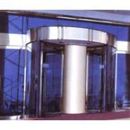环柱自动旋转门图片