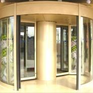 兰州创金泽自动门,量身定做环柱旋转门,外型美观,经久耐用。