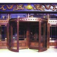 甘肃创金泽供应铜自动门,气质浑厚,永不过时。