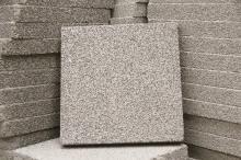 消音降噪設備隔音吸聲材料泡沫玻璃板 高密度硬質泡沫玻璃保溫板產品特點圖片
