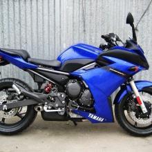 供应09年雅马哈FZ6 雅马哈摩托车跑车 二手摩托车市场批发