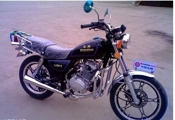 豪爵摩托车125