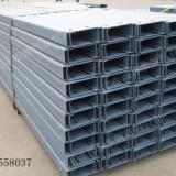 供应钢结构厂房大型车库檩条生产CZU型钢18622306635