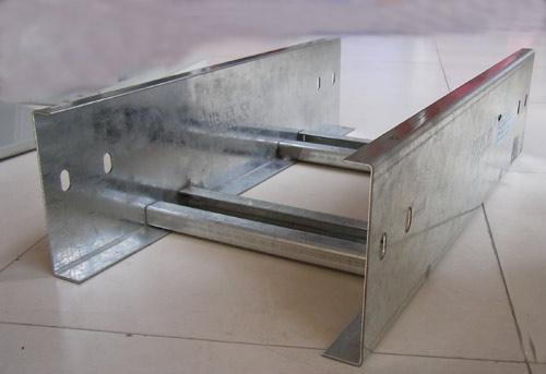 供应铝合金梯式桥架的厂家/海南三亚南自电力生产销售铝合金梯式桥架