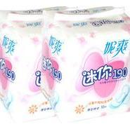 苏菲超熟睡卫生巾高洁丝薄卫生巾图片
