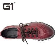 G1流行韩版英伦春季男鞋男士休闲鞋板鞋潮鞋皮鞋子男式滑板鞋批发