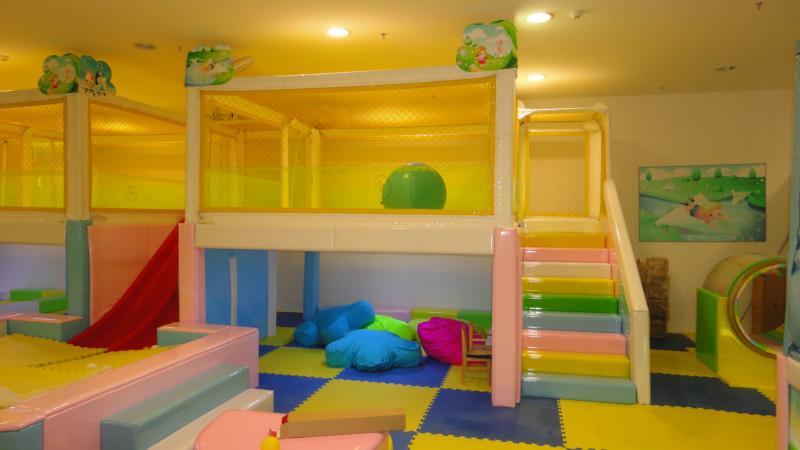 儿童乐园设备_儿童乐园设备供货商
