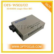 供应光电转换器60KM收发器