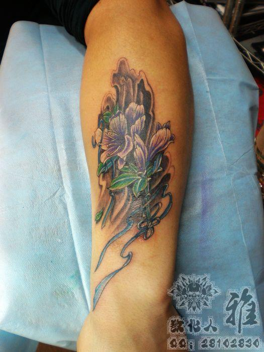 哈尔滨纹身遮盖纹身修改纹身图片图片