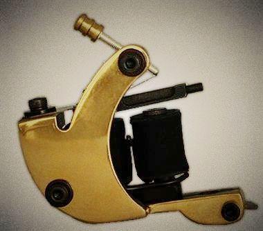 供应哈尔滨杰刺纹身机jc-019a铸造青铜图片大全
