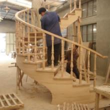 供应实木楼梯弧形楼梯免费设计按样定做批发