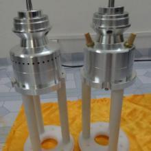 供应用于静电喷漆的DISK气动单涡轮高速雾化器风动马达批发