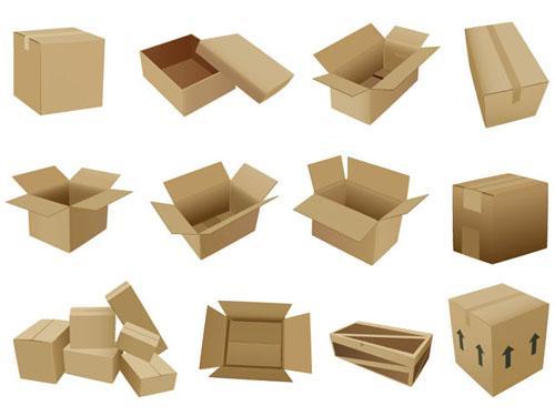 供应包装纸箱 瓦楞纸箱 集装箱