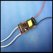 LED内置电源8-121W恒流驱动球泡灯图片