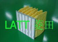 供应合成纤维空气过滤器