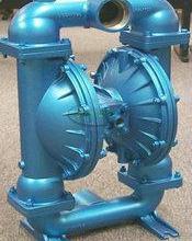 供应QBY不锈钢气动隔膜泵 不锈钢隔膜泵 QBY气动隔膜泵 图片