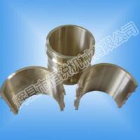 高质量数控机床铜瓦新乡铜铸件企业厂家制直销
